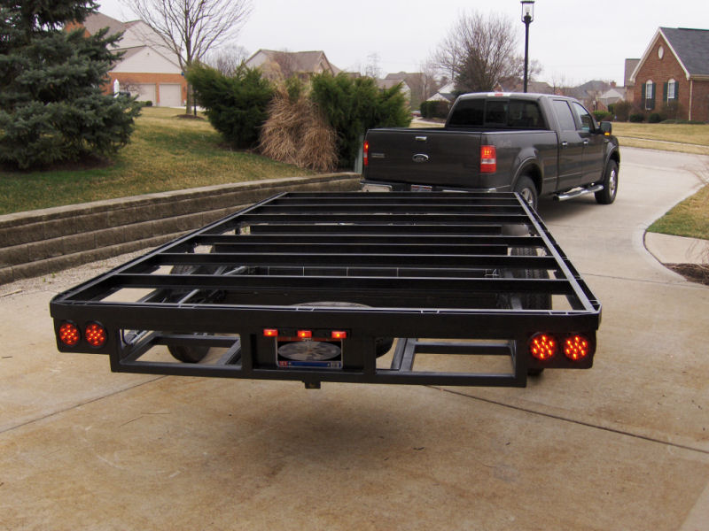 Show me your trailer brake lights  Pirate4x4Com  4x4 and Off